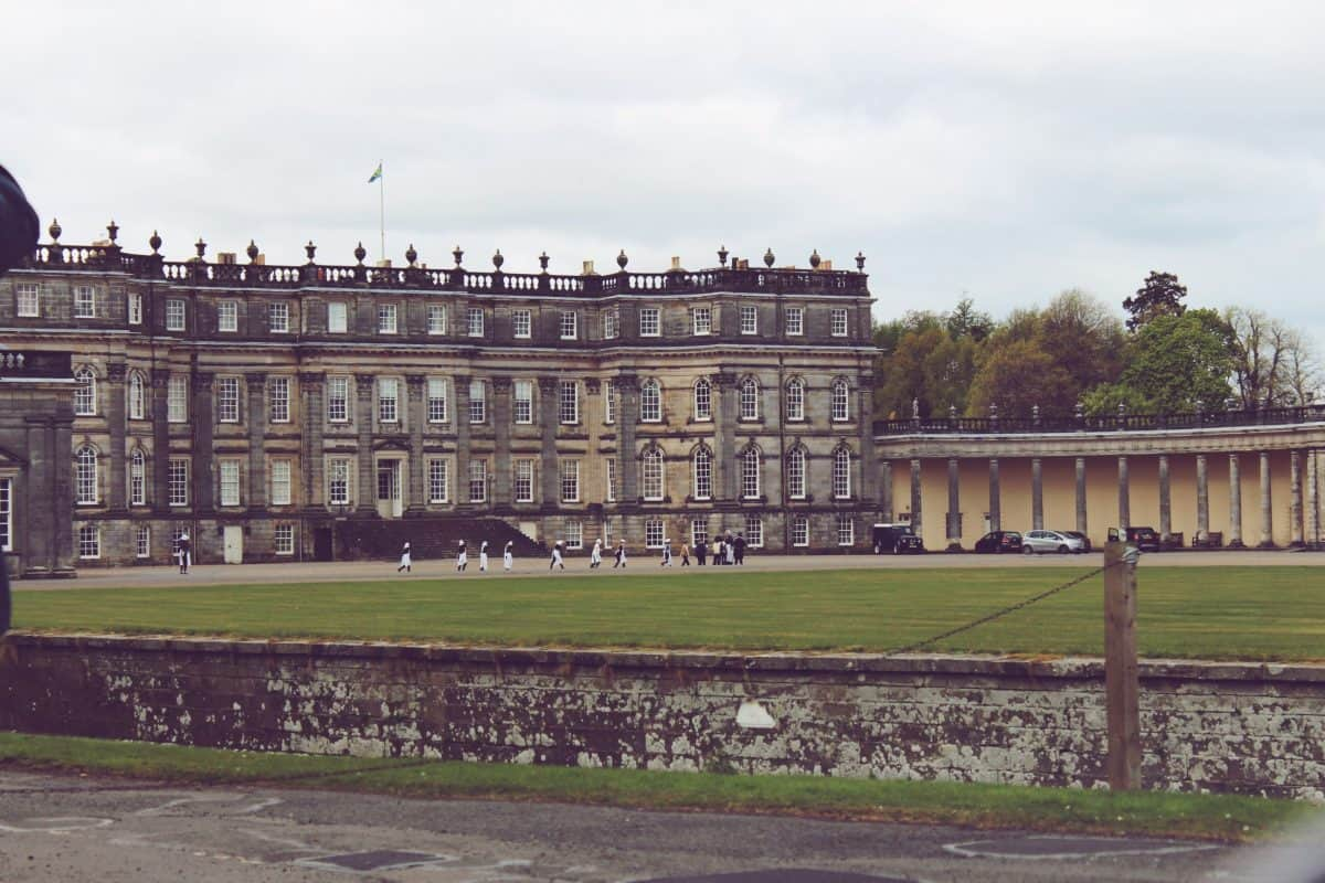 Scotland | Hopetoun House (Outlander location!)