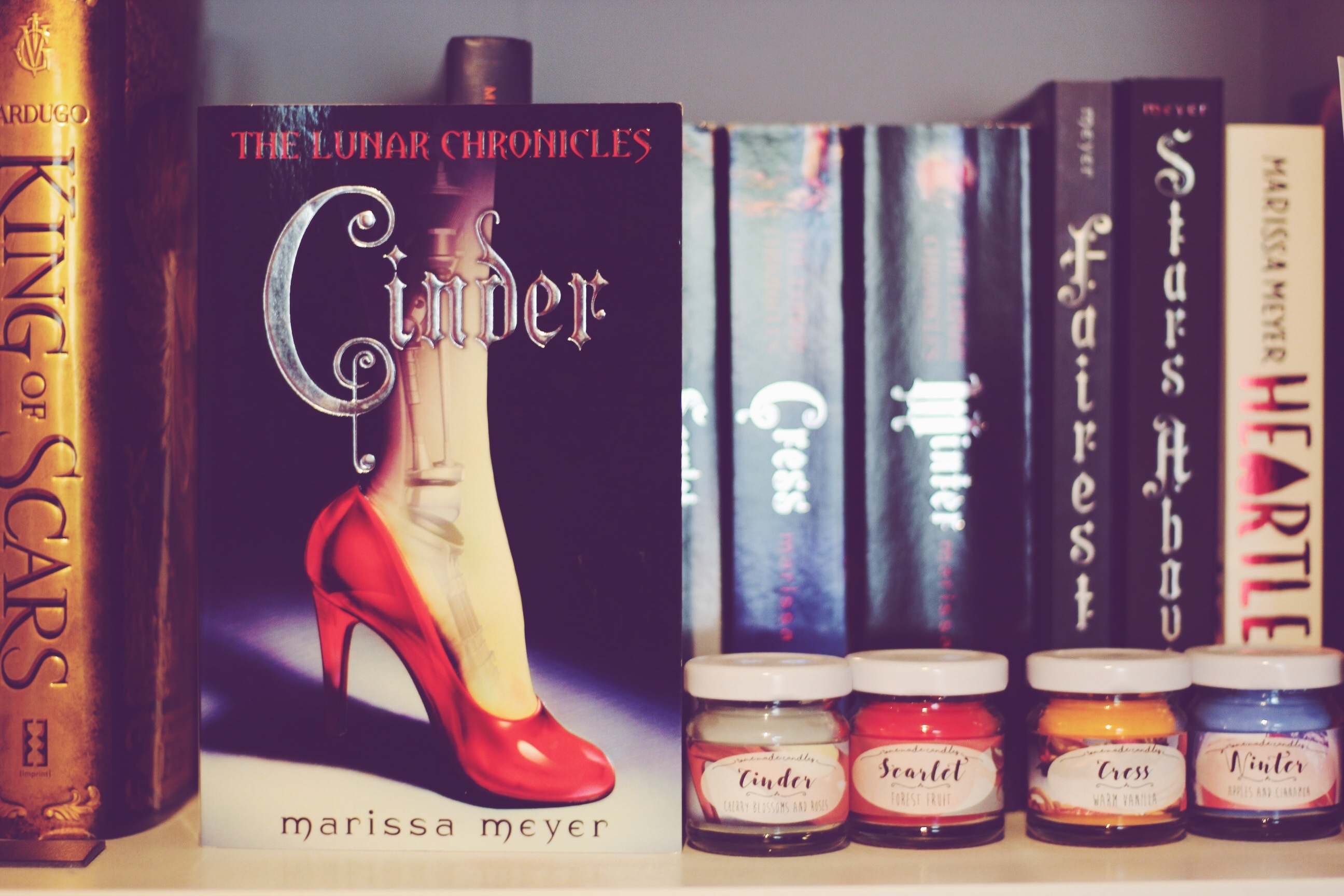 Top 5 YA Books that should be made into movies