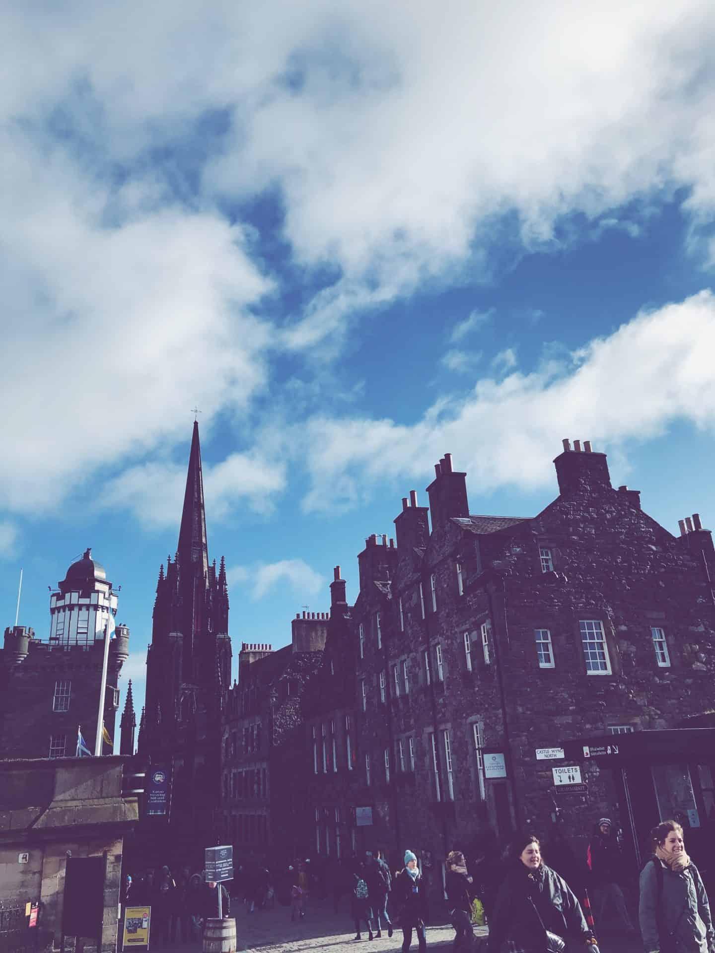 Edinburgh city trip