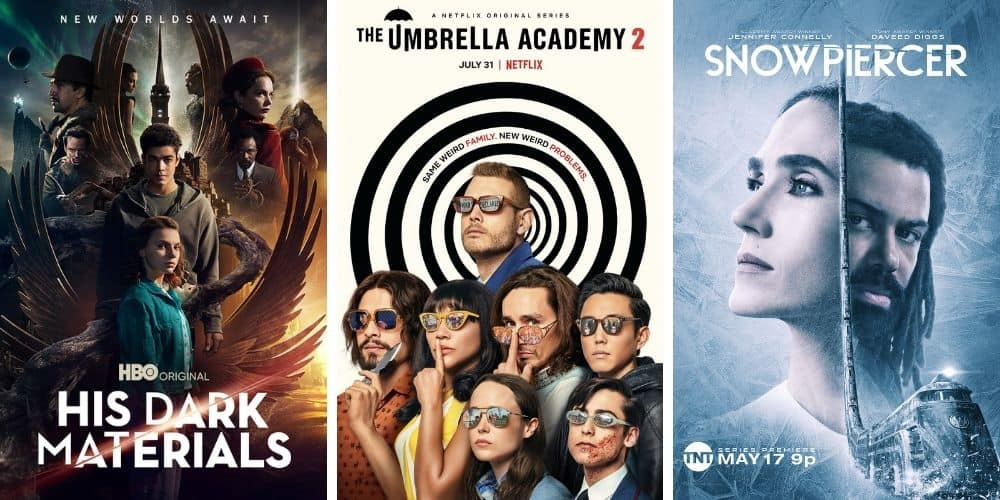 The Best Movies and Series I have watched in 2020